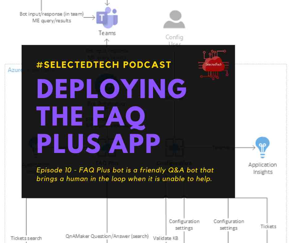 Deploying the FAQ Plus app