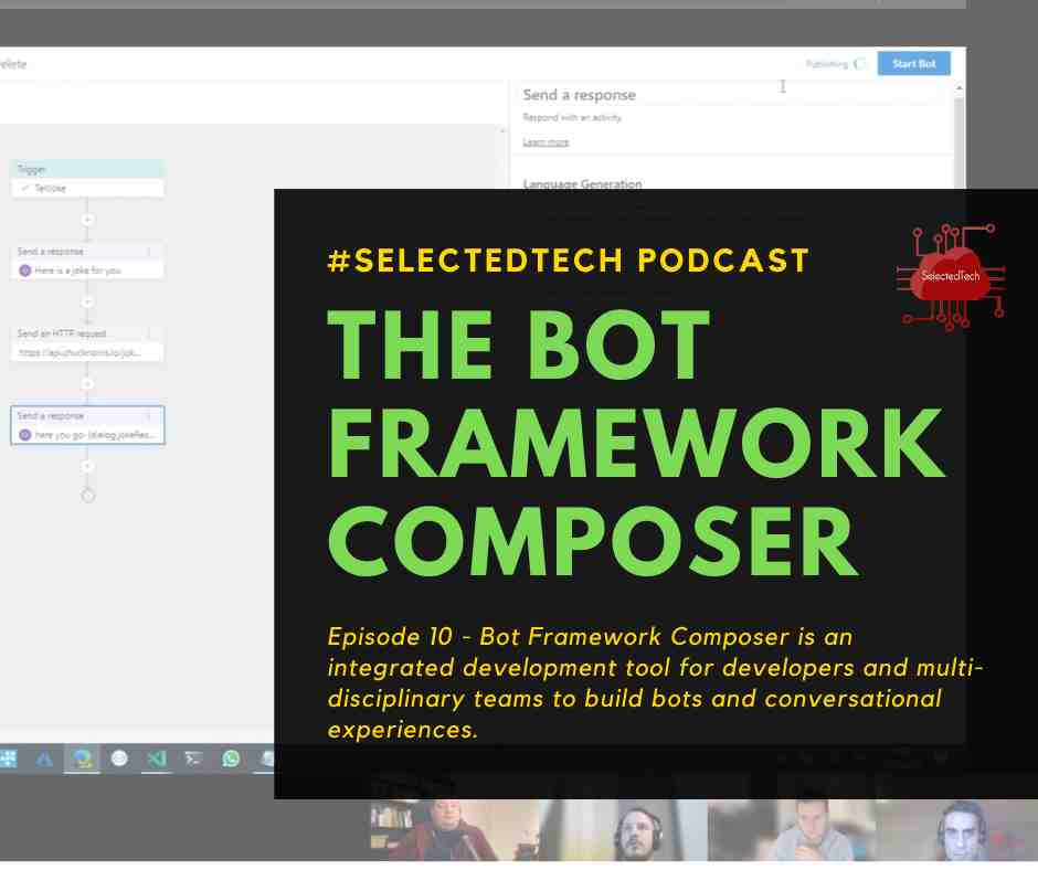 The Bot Framework Composer