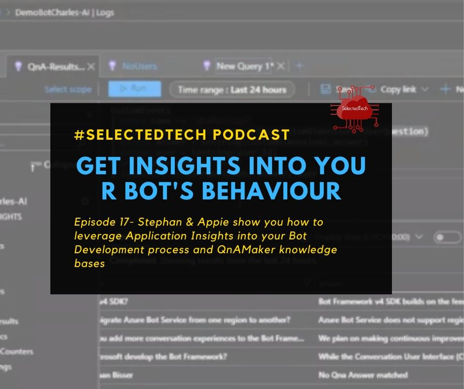 Get Insights into your Bot's behaviour
